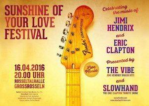 Sunshine of your love Festival