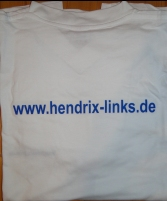 Hendrix-Links.de T-Shirt