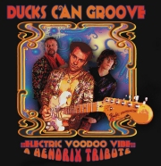 "Ducks Can Groove ""Electric Voodoo Vibe"" New CD out now!!"